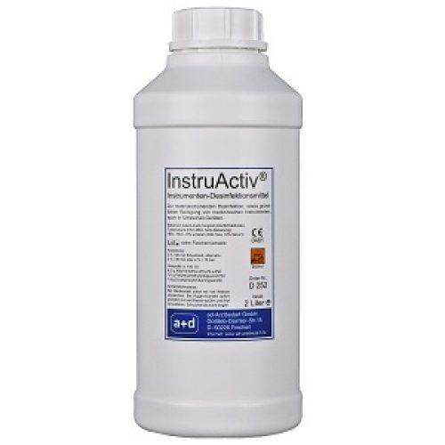 Instruactiv dezinfectant și curățitor instrumente