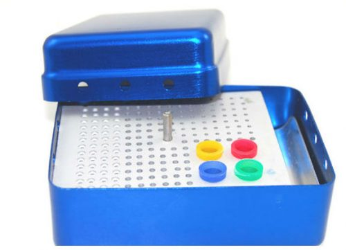 Cutia de sterilizare cu 156spatii