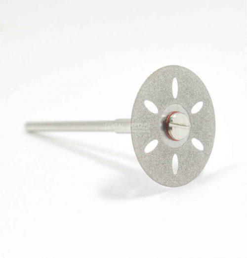 Disc diamantat pentru separare