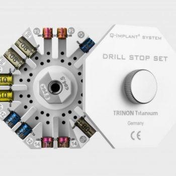 Drill Stop Kit pentru Implantul QZA