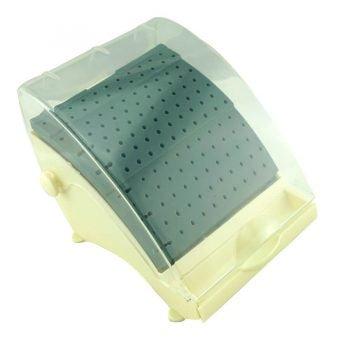 Cutie organizator de plastic cu sertar si 143 spatii PS006